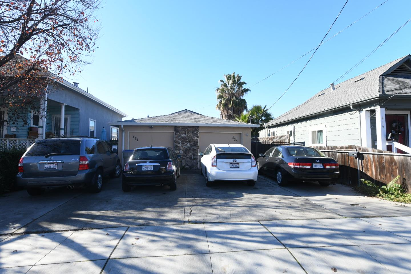 Detail Gallery Image 1 of 1 For 421-423 Willis Ave, San Jose,  CA 95126 - – Beds   – Baths