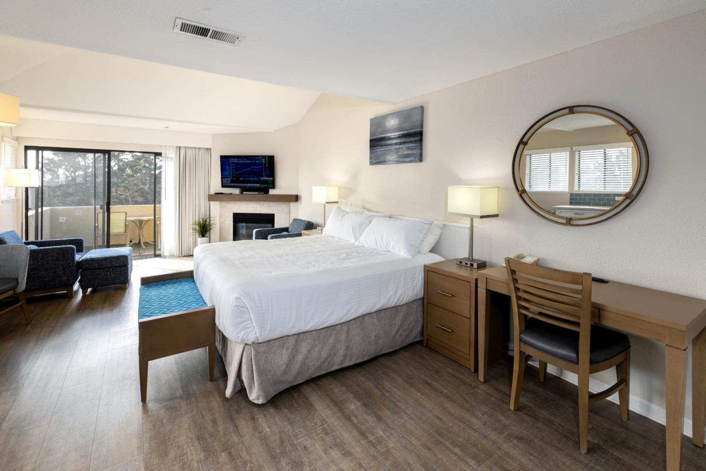 One of only 2 Upper floor corner studios at the Resort. This recently remodeled, fully furnished condo is the ideal second home with a proven rental history. Enjoy the 3 pools and spas, golf and tennis nearby and miles of white Sandy beaches.