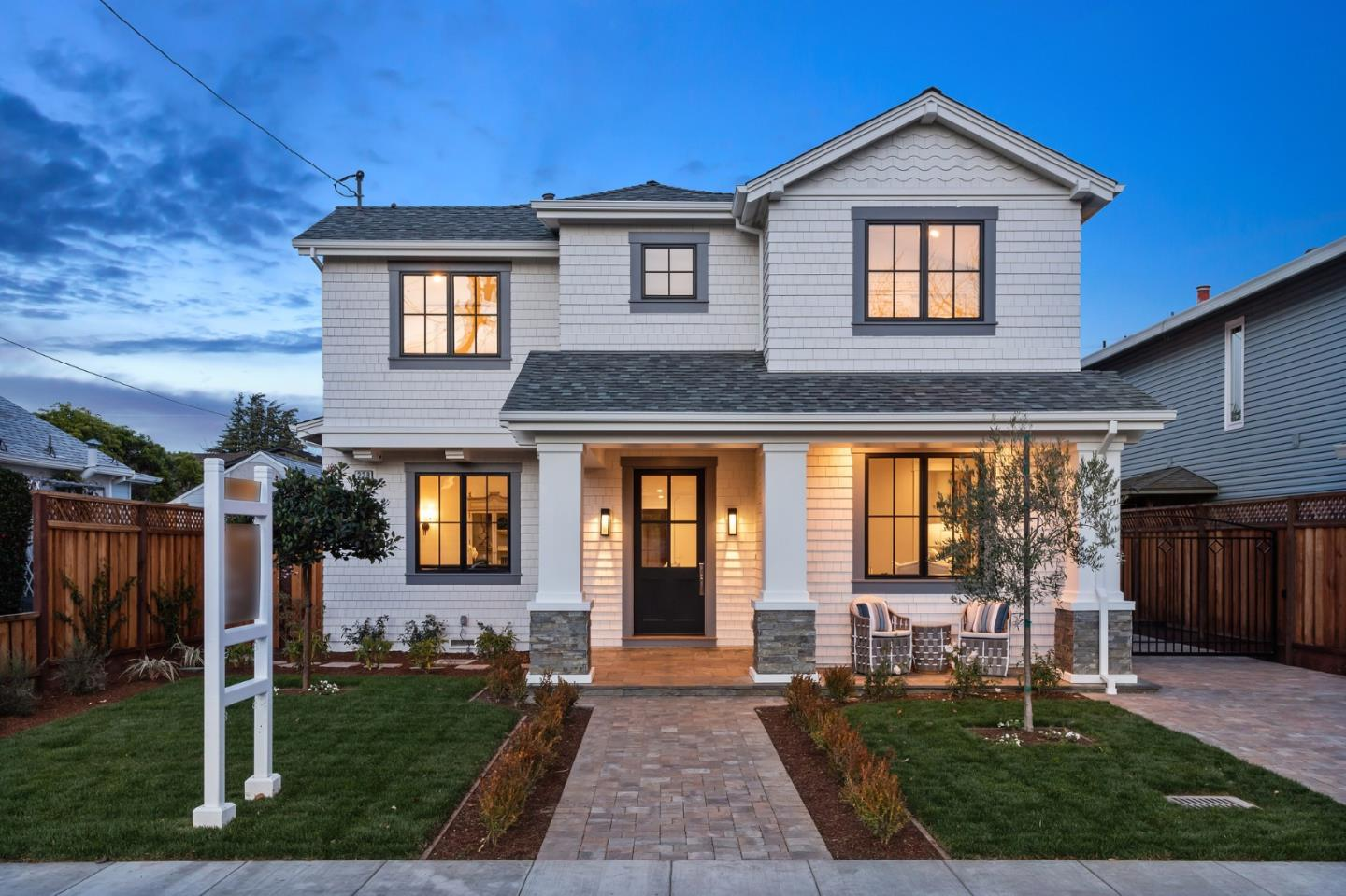 Detail Gallery Image 1 of 1 For 228 Stanley Rd, Burlingame,  CA 94010 - 4 Beds | 4/1 Baths