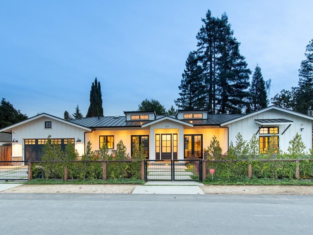 Detail Gallery Image 1 of 52 For 122 Hillview Ave, Los Altos,  CA 94022 - 4 Beds | 3/1 Baths