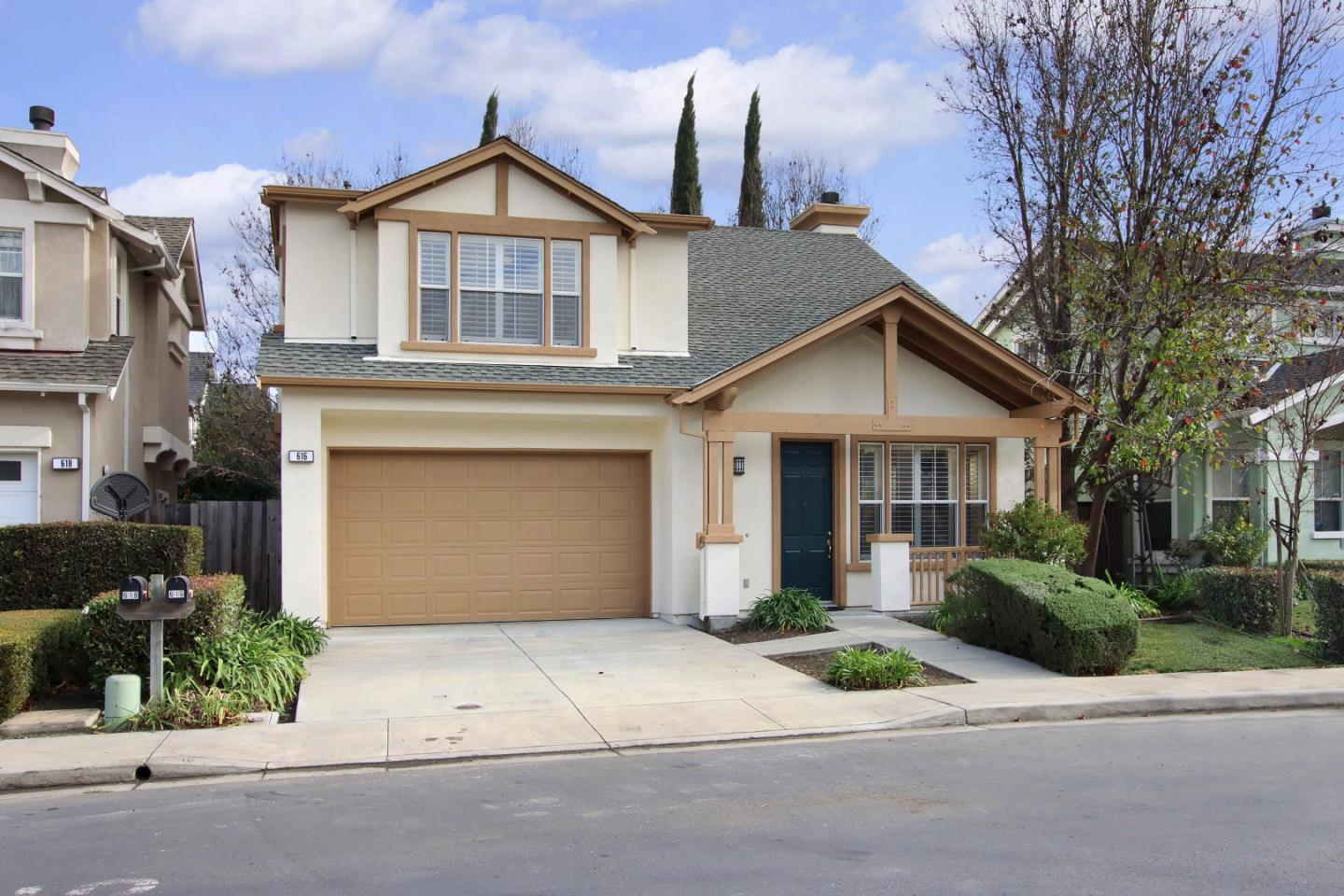 Detail Gallery Image 1 of 1 For 616 Santa Catalina Ter, Sunnyvale,  CA 94085 - 4 Beds | 2/1 Baths