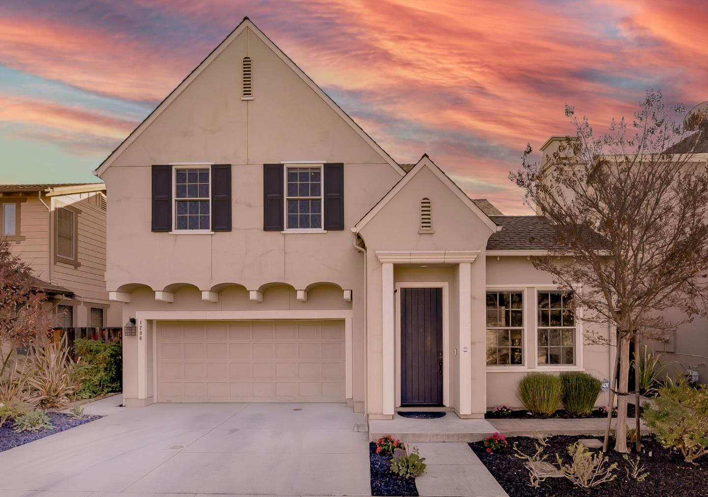 Detail Gallery Image 1 of 1 For 1296 Pistachio Ter, Sunnyvale,  CA 94087 - 4 Beds | 2/1 Baths