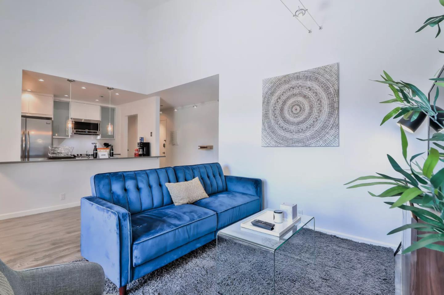 Detail Gallery Image 1 of 1 For 1090 Main St #403,  Redwood City,  CA 94063 - 2 Beds | 2 Baths