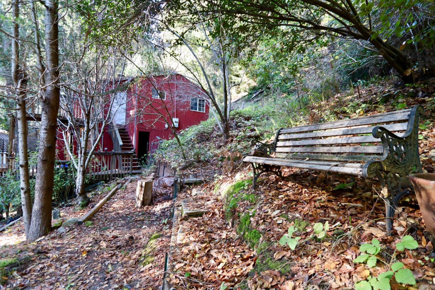 Just down the hill from beautiful Loch Lomond sits a wonderful little home that offers you the sweat equity opportunity at a very affordable price. This 3 bedroom 2 bath home is a blank canvas waiting for your design and upgrades. The property is being sold with 3 other adjoining parcels that total over 1/3 of an acre.  This property will not be eligible for conventional financing so it will either require cash, or another alternative.  Bring your creative perspective and see if this is the opportunity that you have been waiting for.