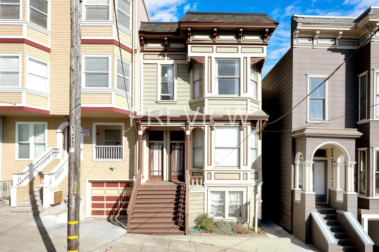 Detail Gallery Image 1 of 41 For 930-934 Central Ave, San Francisco,  CA 94115 - 6 Beds   4/2 Baths