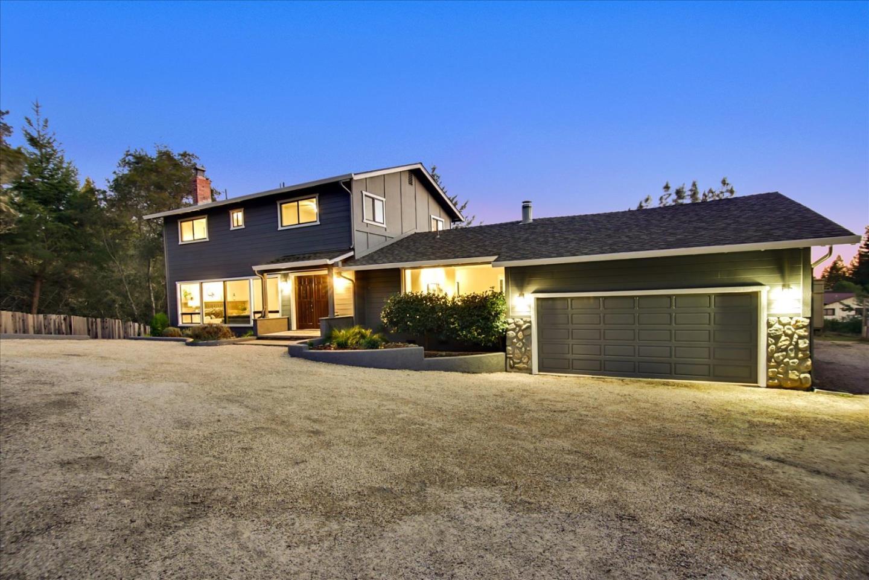 Detail Gallery Image 1 of 1 For 155 Pineridge Rd, Santa Cruz,  CA 95060 - 4 Beds | 2/1 Baths
