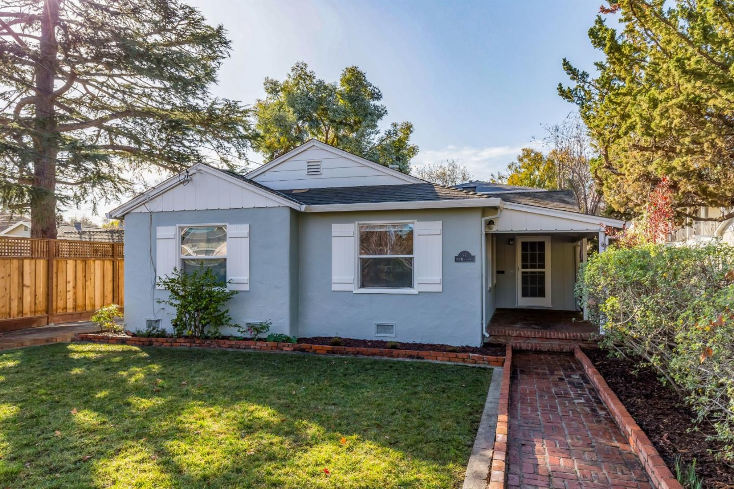 Detail Gallery Image 1 of 44 For 1555 Mercy St, Mountain View,  CA 94041 - 3 Beds | 1/1 Baths