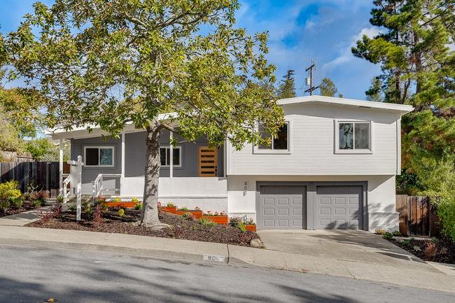 Detail Gallery Image 1 of 1 For 801 Glennan Dr, Redwood City,  CA 94061 - 3 Beds | 2/1 Baths