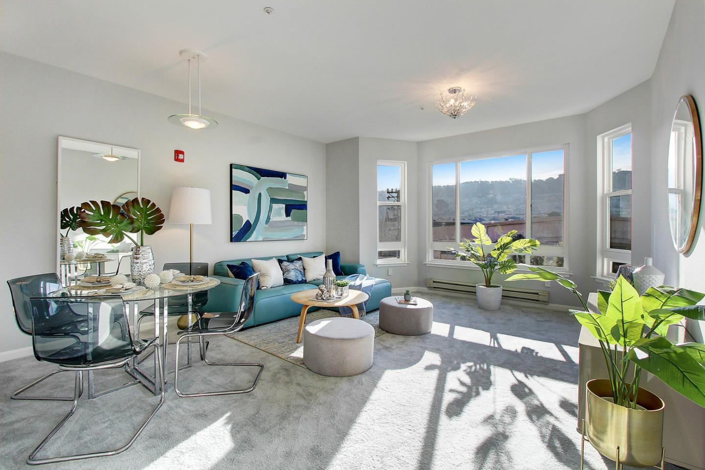 Detail Gallery Image 1 of 55 For 5810 Mission St #402,  San Francisco,  CA 94112 - 2 Beds | 2 Baths