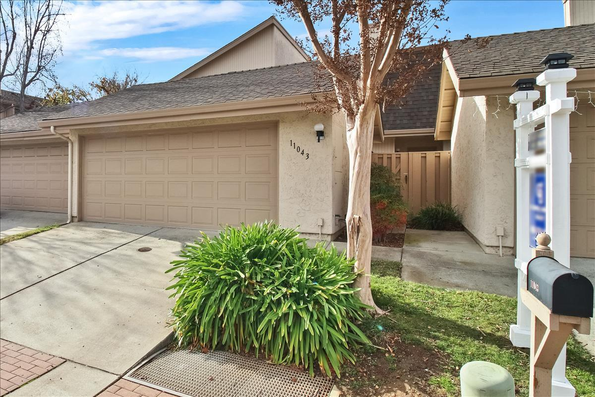 Original owner is selling! Meticulously maintained. This upgraded townhome feels like a single family home. Located in the best area within the complex, facing the pool, no street noise. 2 master suites, low HOA dues, 2 car garage and 2 separate enclosed patios. Newly installed REAL hardwood floors (Dec 2020), not pergo, not laminate, not vinyl. Cupertino schools, close to major freeways and within a mile of Apple Headquarters. Property was completely repiped in 2020. Ask LA to explain the huge benefit of this expensive upgrade. Also includes central AC and security. The home is virtually staged for your reference, home will be vacant when toured.