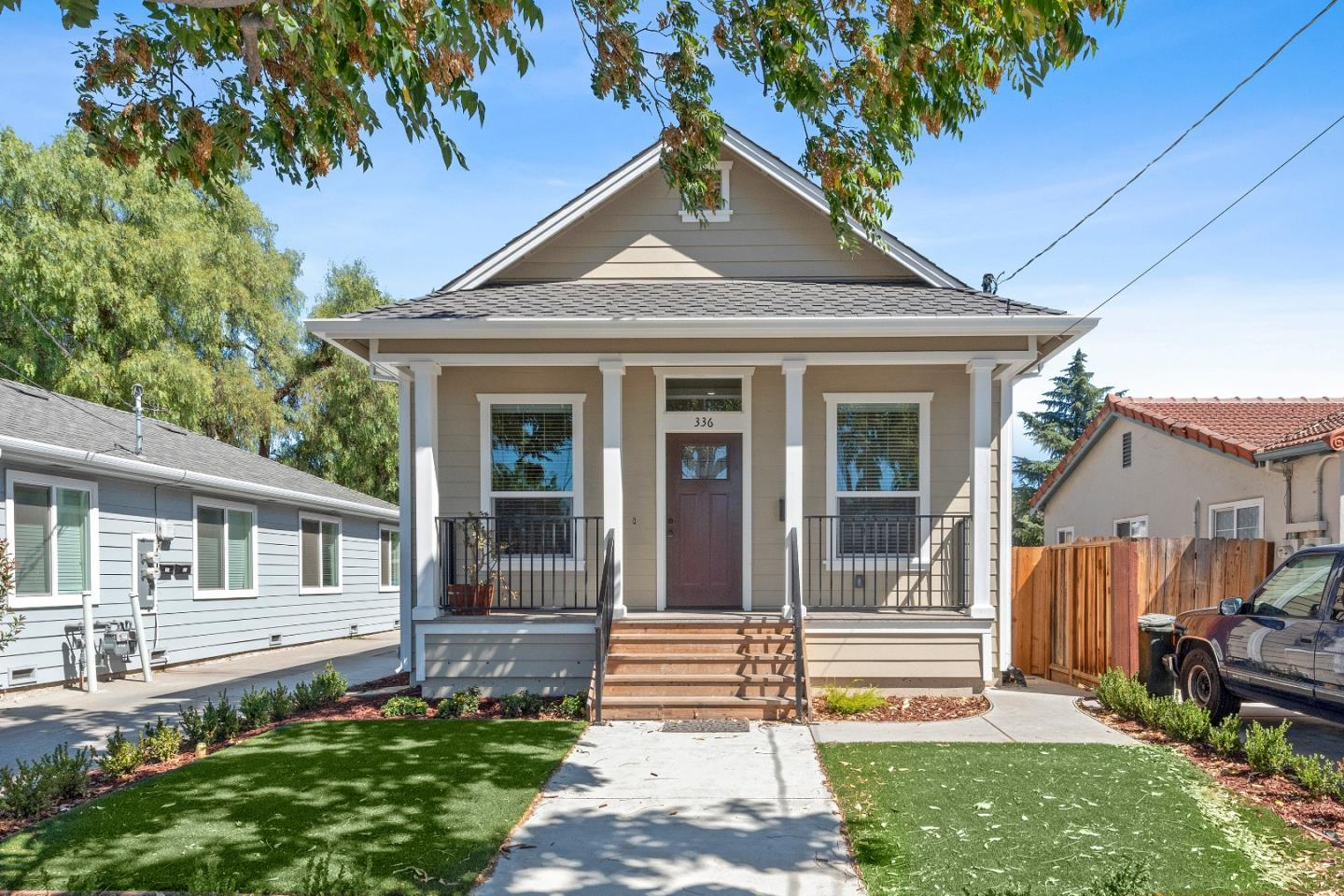 Detail Gallery Image 1 of 1 For 336 N 10th St, San Jose,  CA 95112 - 4 Beds   2/1 Baths