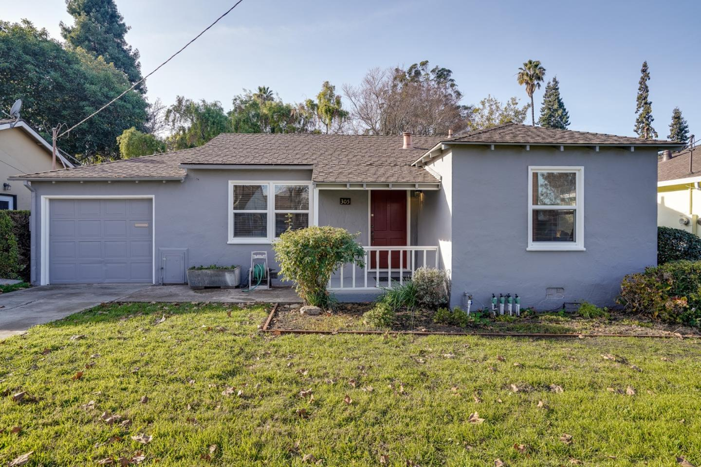 Detail Gallery Image 1 of 1 For 305 N Murphy Ave, Sunnyvale,  CA 94085 - 2 Beds   1 Baths