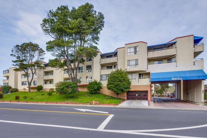 Detail Gallery Image 1 of 1 For 1551 Southgate Ave #310,  Daly City,  CA 94015 - 0 Beds | 1 Baths