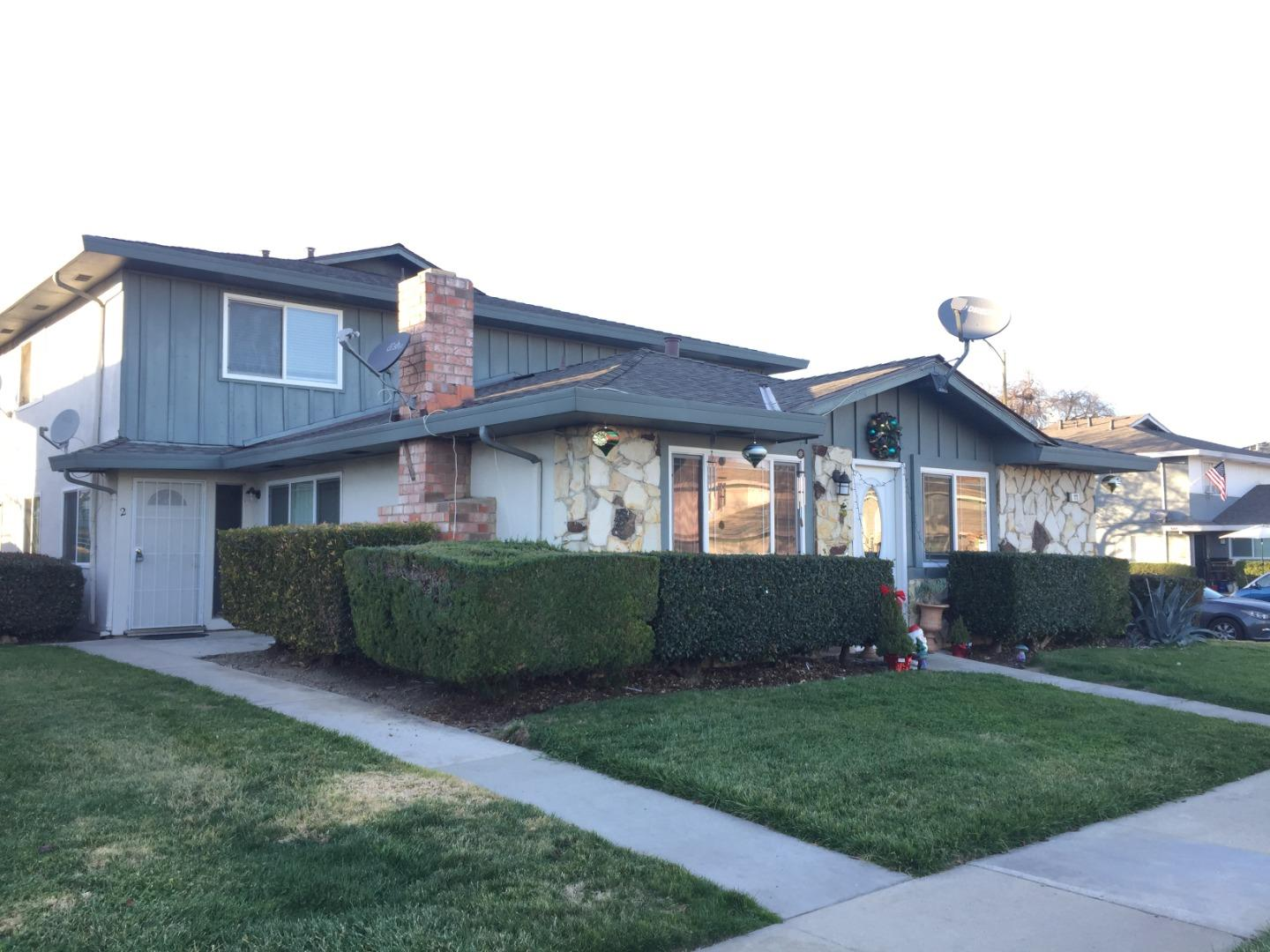 Please come see this beautifully remodeled two bedroom condo.  The kitchen is brand new with beautiful new cabinets, new quartz counter tops, new sink and faucet, new dishwasher and new paint.  The downstairs has a new security screen door,  All new carpeting, new window coverings, new paint and a new light fixture.  The upstairs has upgrades to the bathroom including a new vanity, new faucet, new medicine cabinet and new light and exhaust fan, plus new paint upstairs and new carpets and window coverings. There is a great shared two car garage for this great condo home. The private coin operated laundry room is right next to the garage.  This home has been upgraded for you and yours.  Don't miss the great pool area that is part of this great condo community.