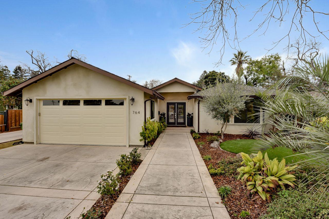 Detail Gallery Image 1 of 1 For 764 Almarida Dr, Campbell,  CA 95008 - 3 Beds | 2 Baths