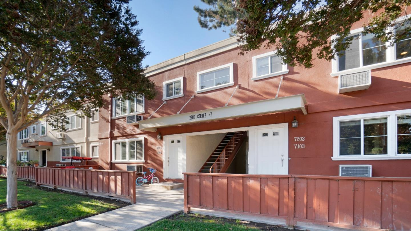 Detail Gallery Image 1 of 1 For 2600 Cortez Dr #7203,  Santa Clara,  CA 95051 - 2 Beds   1 Baths