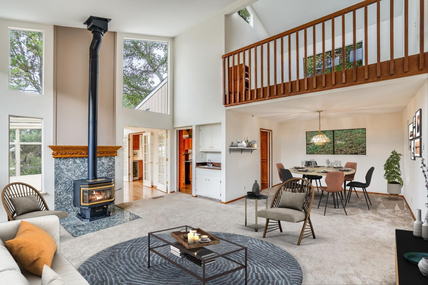 Detail Gallery Image 1 of 44 For 271 Mimosa Way, Portola Valley,  CA 94028 - 4 Beds | 3/1 Baths