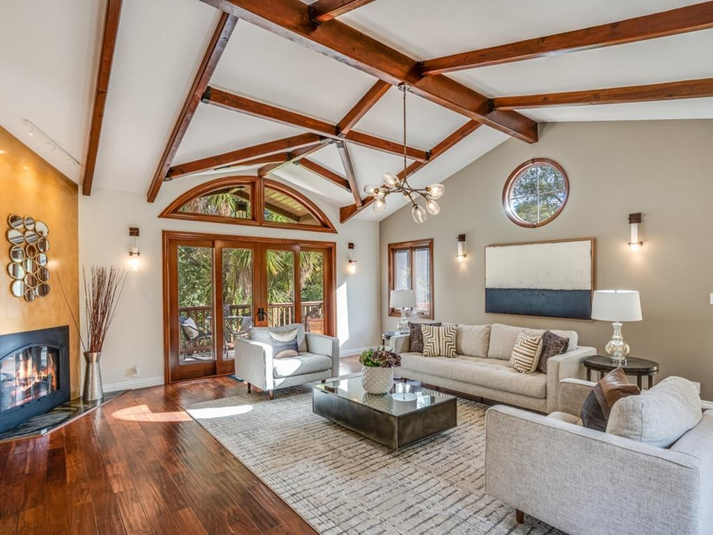 Detail Gallery Image 1 of 1 For 140 Corona Way, Portola Valley,  CA 94028 - 4 Beds   3 Baths