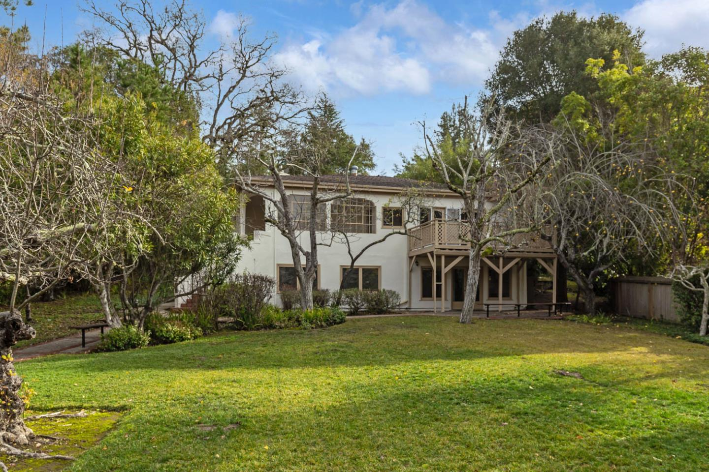 Detail Gallery Image 1 of 1 For 109 Brookside Dr, Portola Valley,  CA 94028 - 4 Beds | 2 Baths