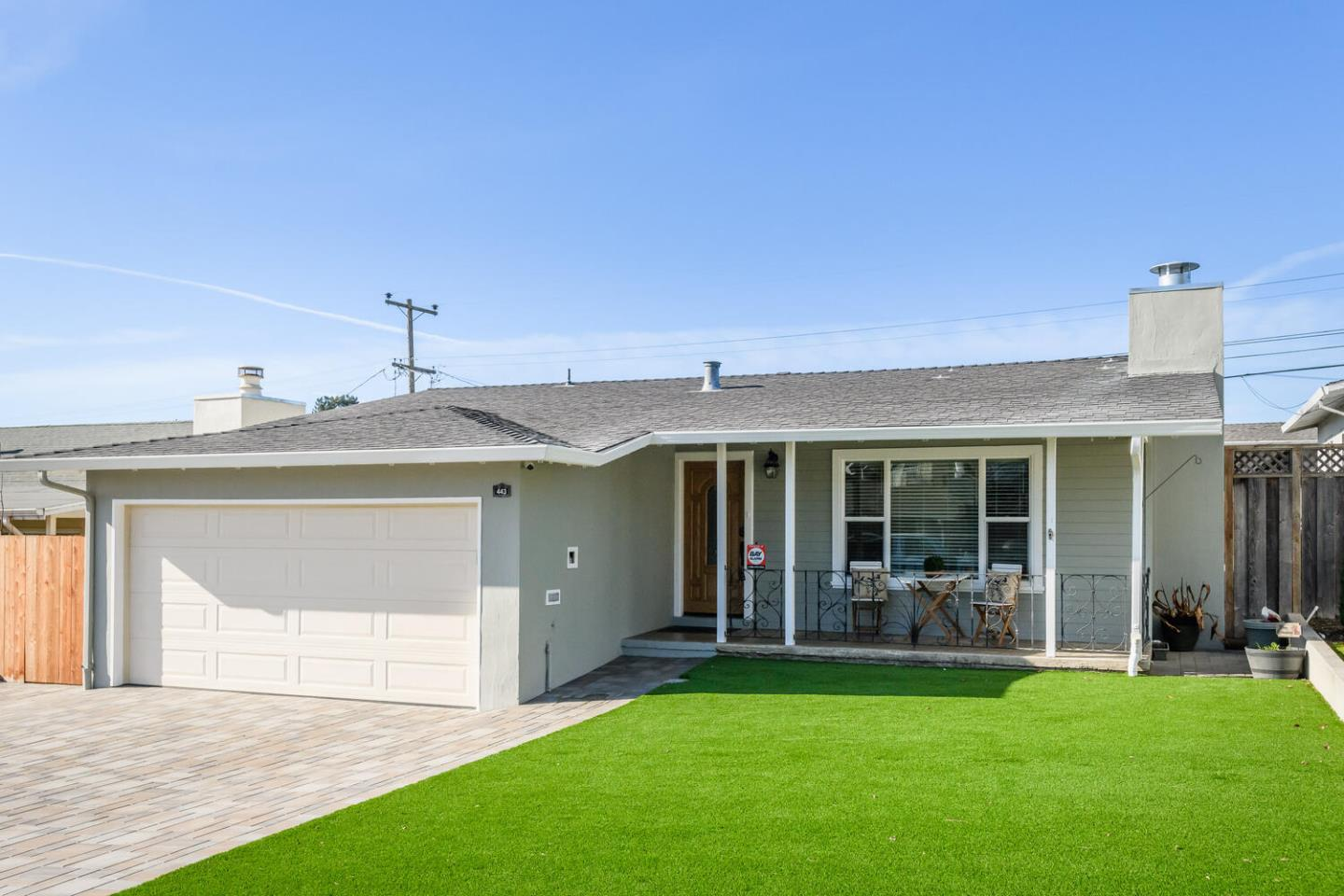 Detail Gallery Image 1 of 1 For 443 Forest View Dr, South San Francisco,  CA 94080 - 3 Beds | 2 Baths