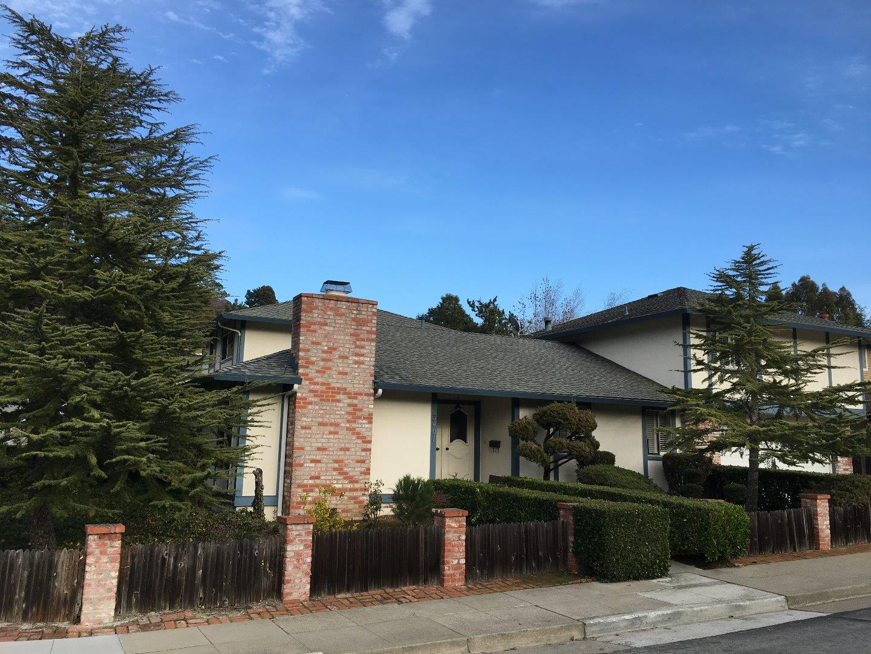 Detail Gallery Image 1 of 1 For 3401 Glendora Dr, San Mateo,  CA 94403 - 3 Beds   3 Baths