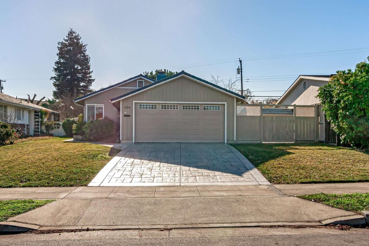 Photo of 934 Heatherstone AVE, SUNNYVALE, CA 94087