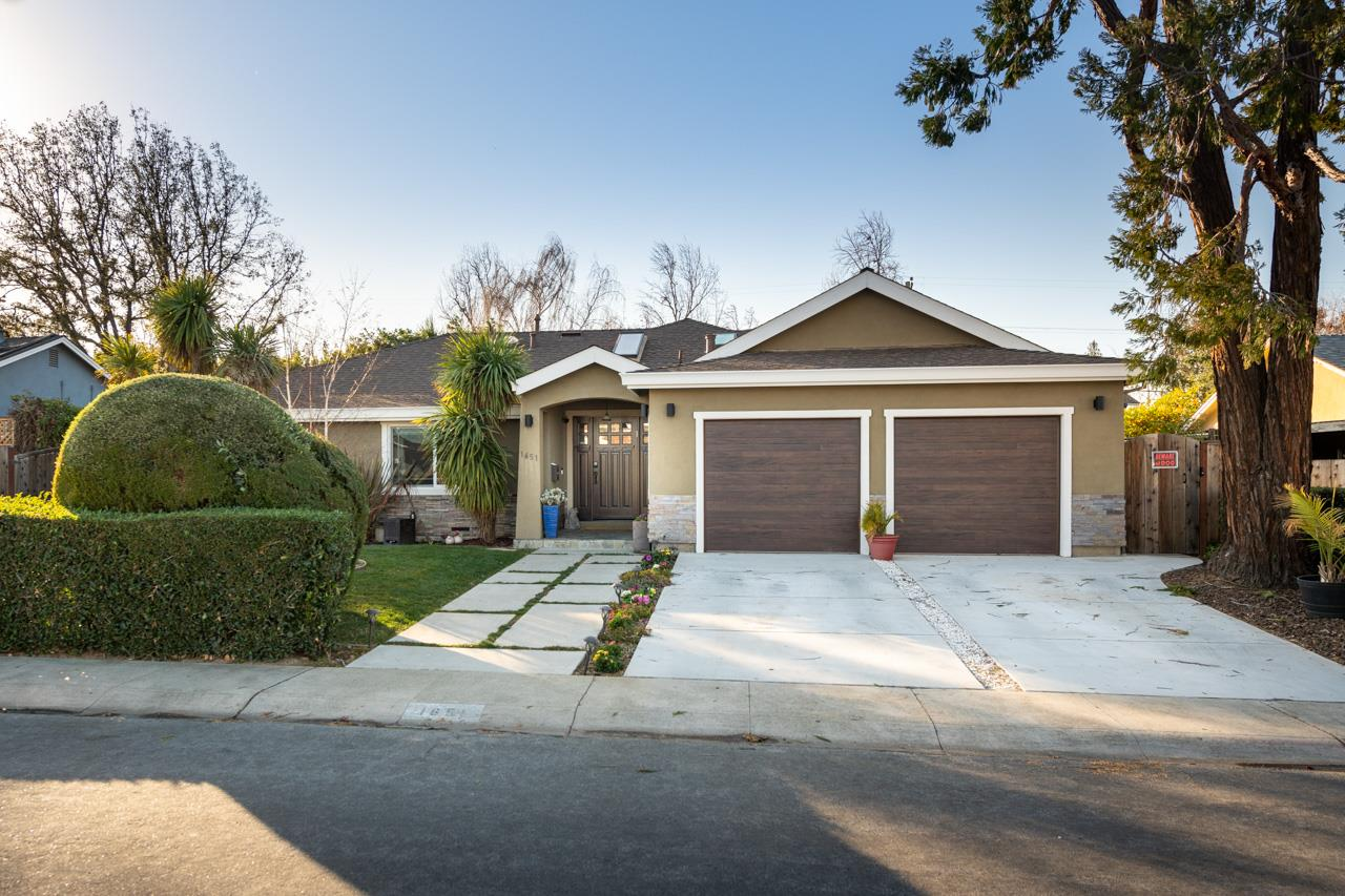 Detail Gallery Image 1 of 1 For 1651 Samedra St, Sunnyvale,  CA 94087 - 4 Beds | 3/1 Baths