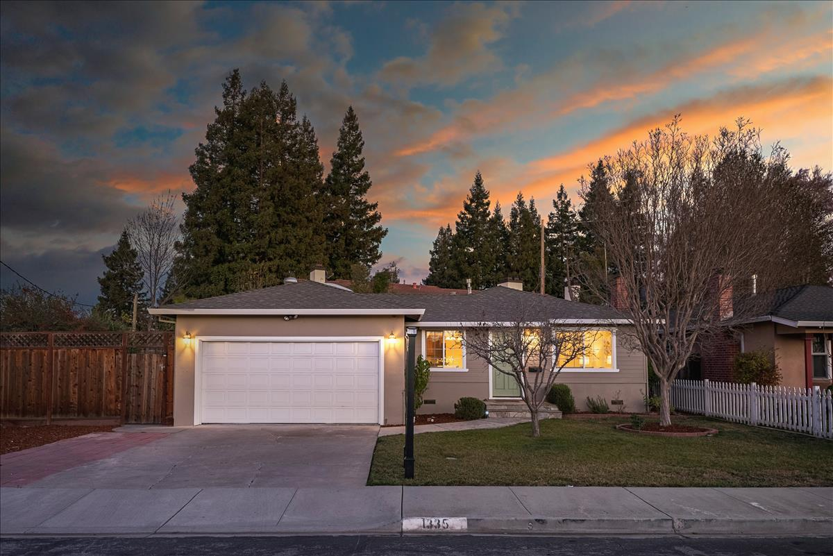 Detail Gallery Image 1 of 1 For 1335 Crowley Ave, Santa Clara,  CA 95051 - 3 Beds | 2 Baths