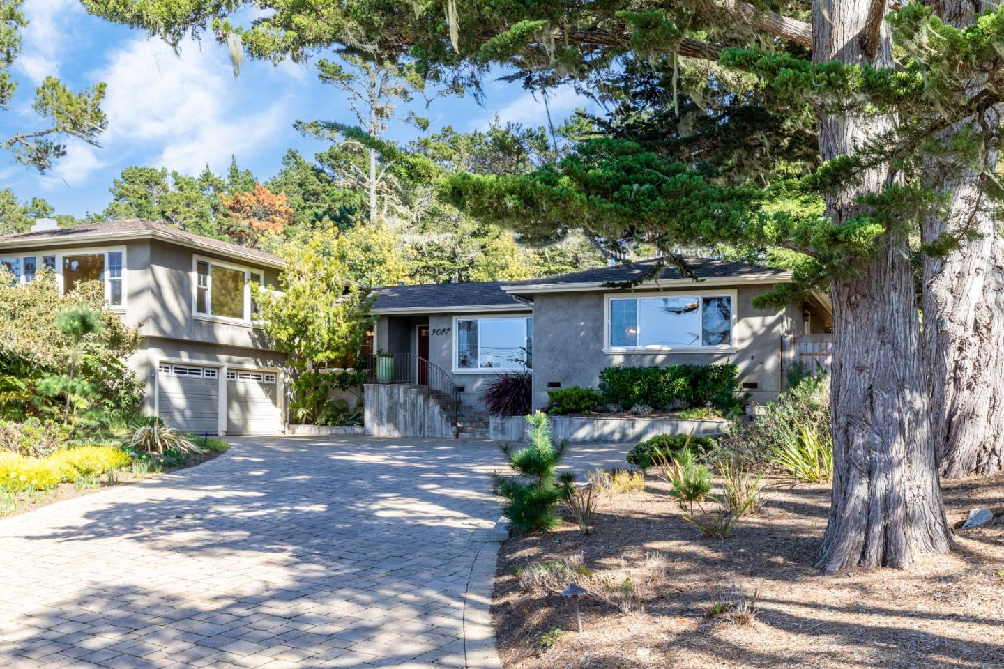 Detail Gallery Image 1 of 1 For 3057 Strawberry Hill Rd, Pebble Beach,  CA 93953 - 3 Beds | 2 Baths