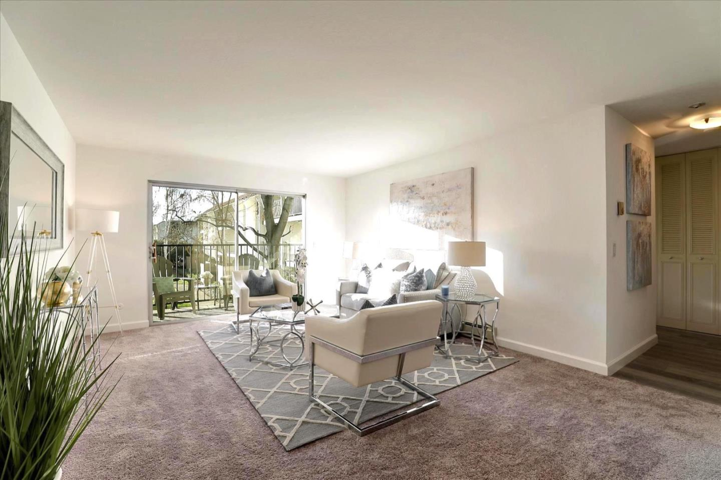 Detail Gallery Image 1 of 20 For 1750 Halford Ave #206,  Santa Clara,  CA 95051 - 1 Beds | 1 Baths