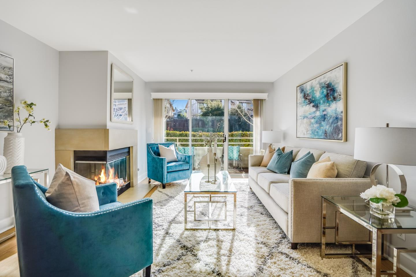 Detail Gallery Image 1 of 35 For 1700 De Anza Blvd 209c,  San Mateo,  CA 94403 - 2 Beds | 2 Baths