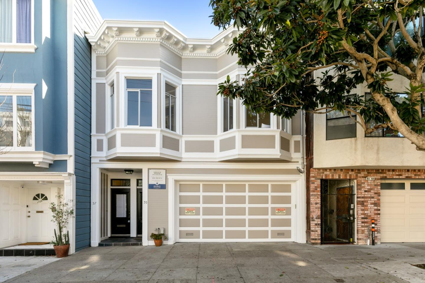 Detail Gallery Image 1 of 1 For 57 Oakwood St, San Francisco,  CA 94110 - 4 Beds | 4 Baths