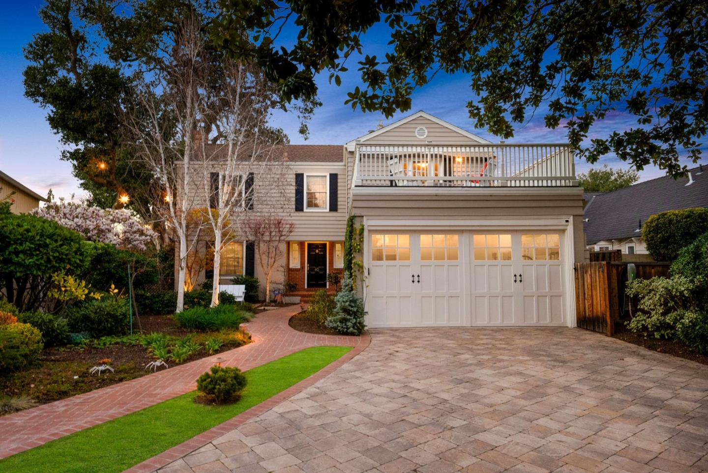 Detail Gallery Image 1 of 1 For 40 Kent Pl, Palo Alto,  CA 94301 - 4 Beds   2/1 Baths