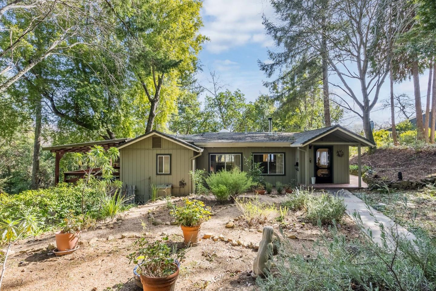 Detail Gallery Image 1 of 36 For 20634 Black Rd, Los Gatos,  CA 95033 - 3 Beds | 2 Baths