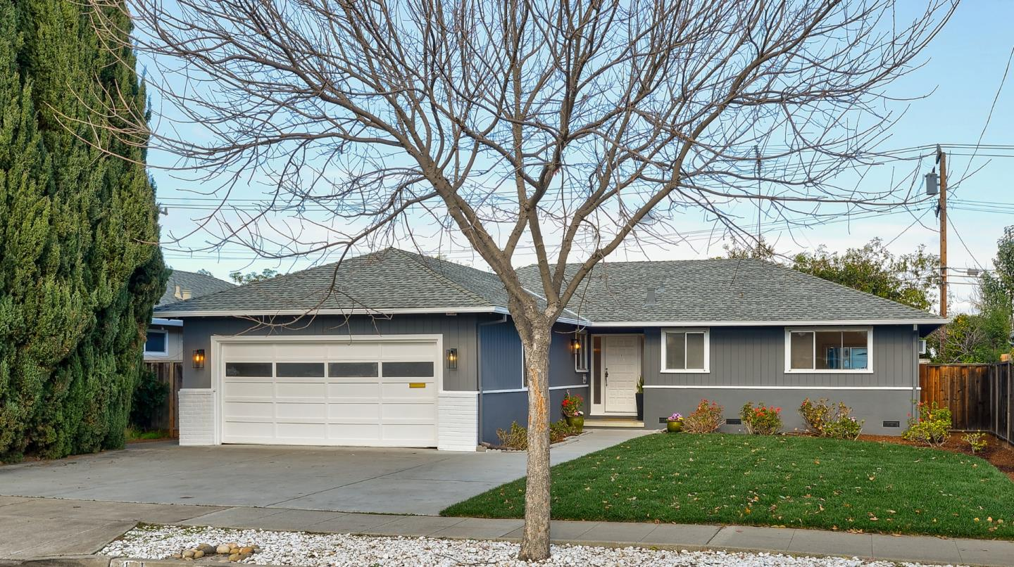Detail Gallery Image 1 of 1 For 1121 Blair Ave, Sunnyvale,  CA 94087 - 3 Beds | 2 Baths