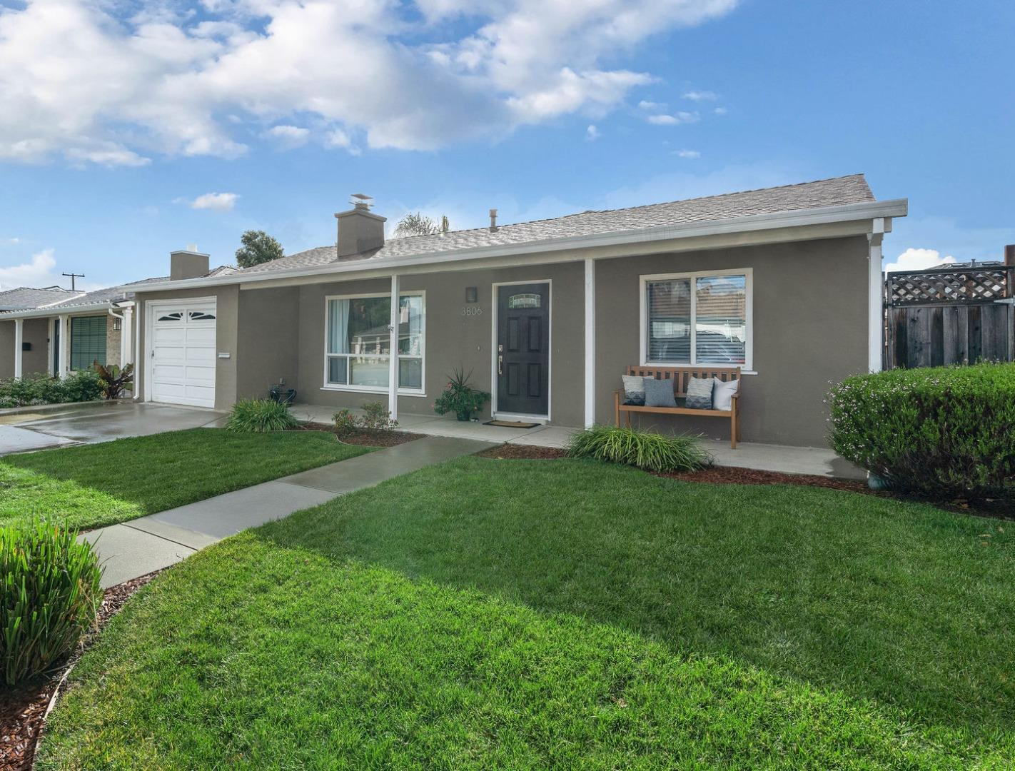 Detail Gallery Image 1 of 1 For 3806 Branson Dr, San Mateo,  CA 94403 - 3 Beds   2 Baths