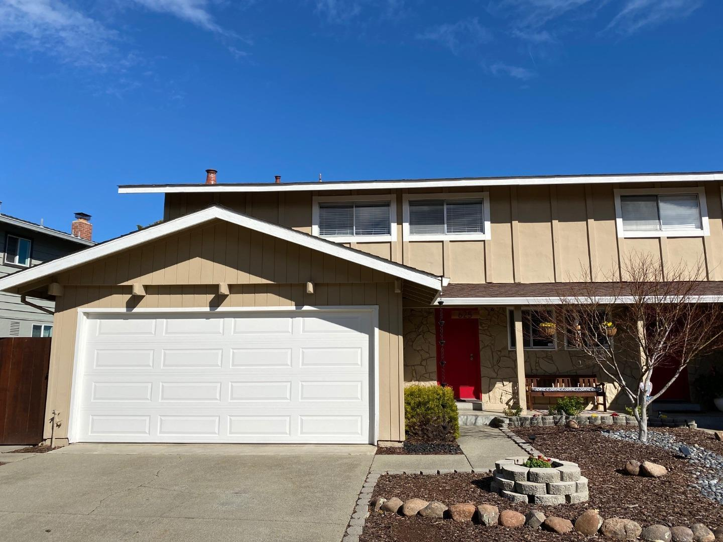 Detail Gallery Image 1 of 1 For 625 Comet Dr, Foster City,  CA 94404 - 3 Beds | 2/1 Baths