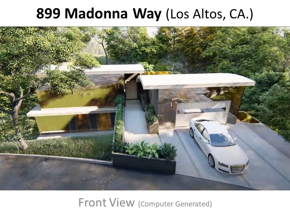 Detail Gallery Image 1 of 29 For 899 Madonna Way, Los Altos,  CA 94024 - – Beds | – Baths