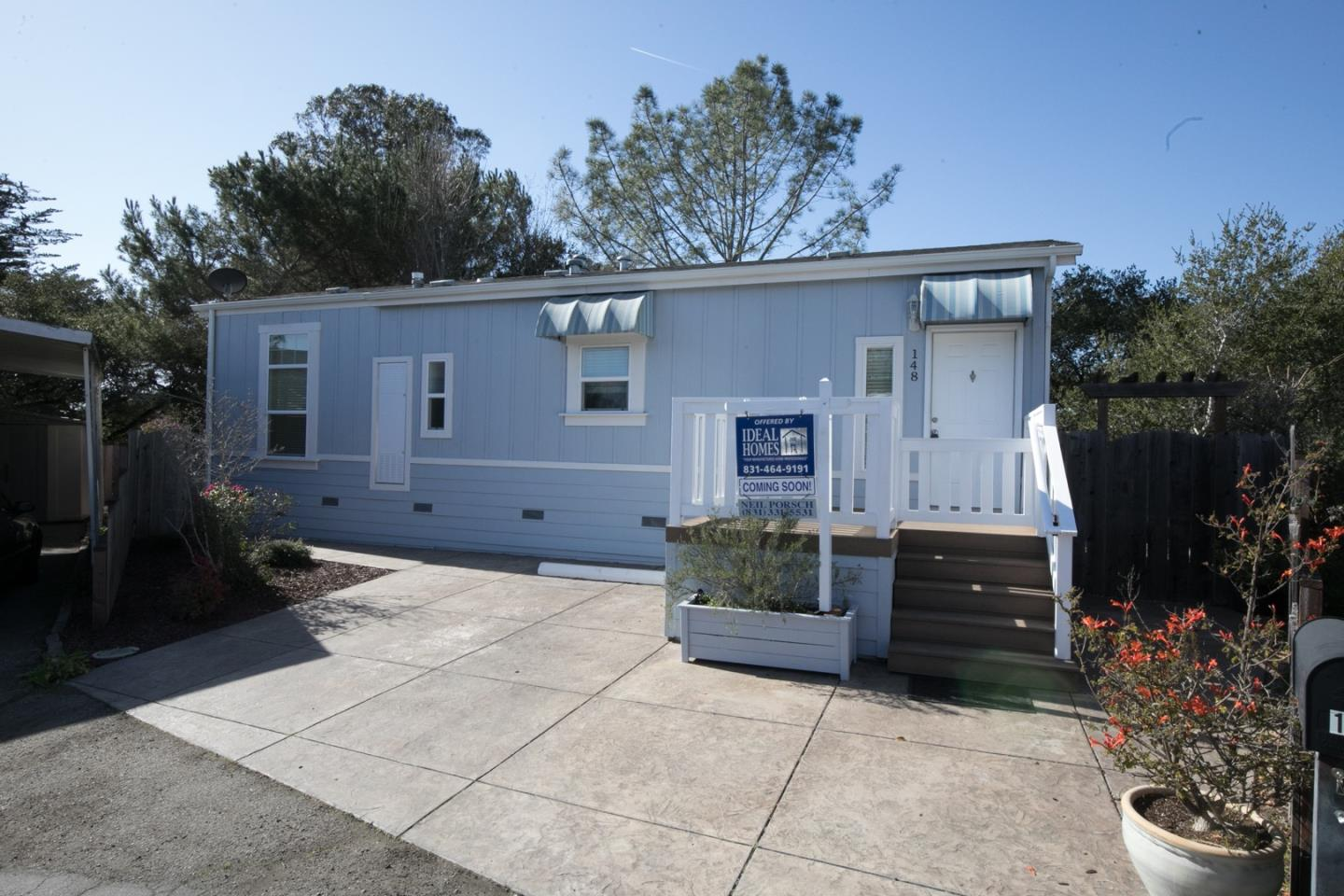 Detail Gallery Image 1 of 1 For 100 N Rodeogulch Rd #148,  Soquel,  CA 95073 - 1 Beds   1 Baths