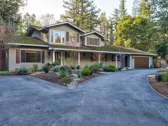 Detail Gallery Image 1 of 1 For 110 Fox Hollow Rd, Woodside,  CA 94062 - 4 Beds | 2/1 Baths