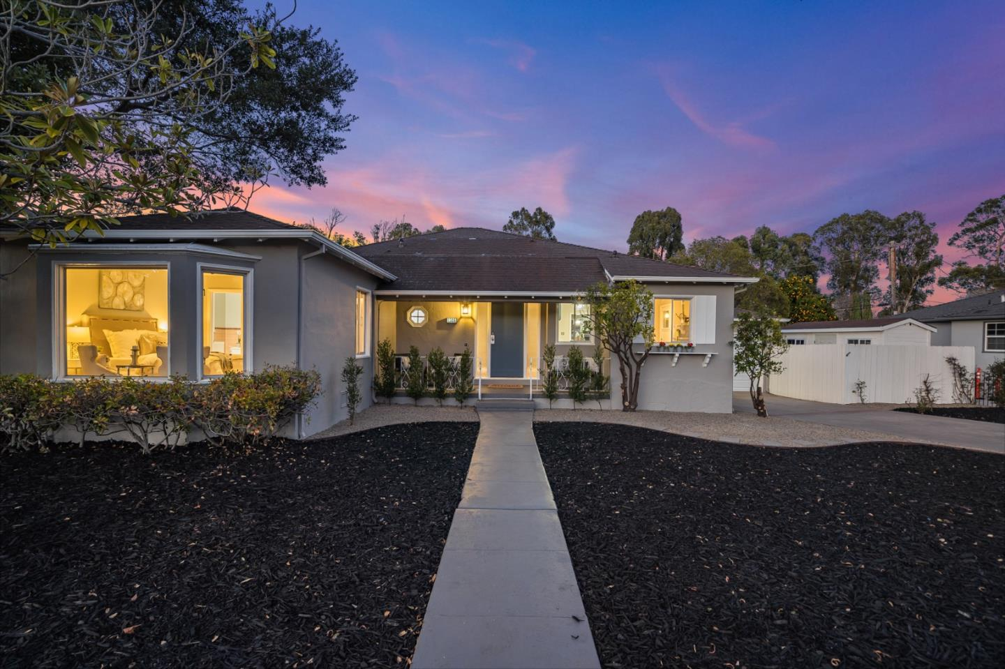 Detail Gallery Image 1 of 1 For 1536 Balboa Ave, Burlingame,  CA 94010 - 3 Beds | 2/1 Baths
