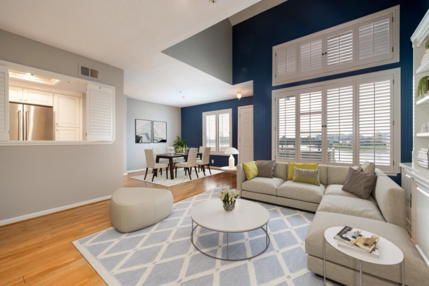 Detail Gallery Image 1 of 1 For 2309 Vista Del Mar, San Mateo,  CA 94404 - 2 Beds   2 Baths
