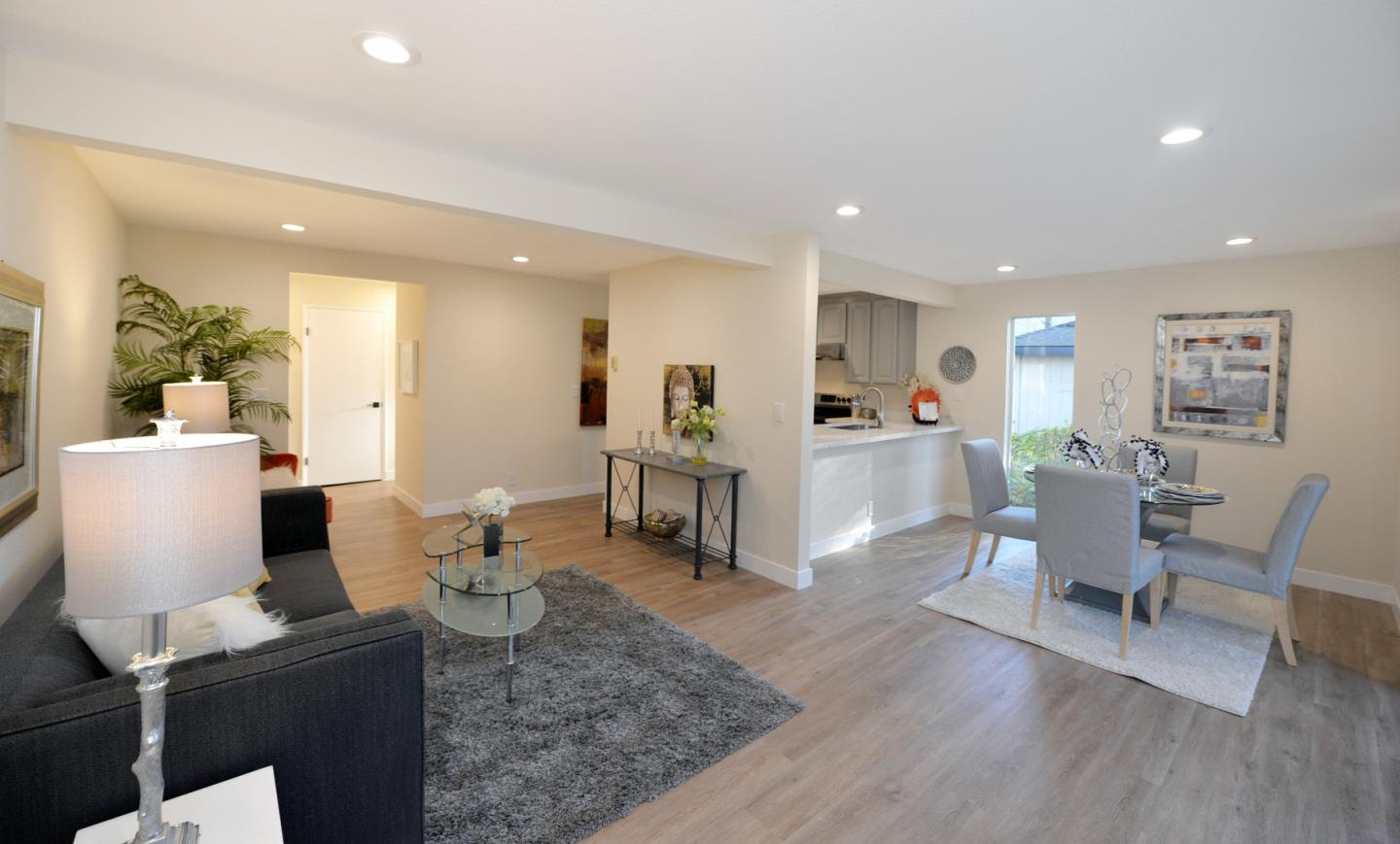 Detail Gallery Image 1 of 1 For 2256 Almaden Rd #A,  San Jose,  CA 95125 - 1 Beds   1 Baths
