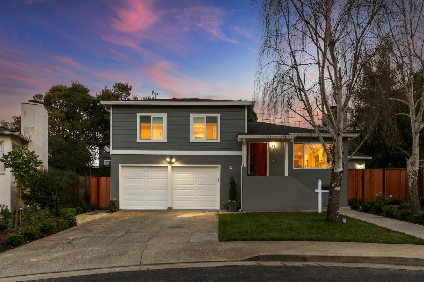 Detail Gallery Image 1 of 1 For 9 Serena Ct, South San Francisco,  CA 94080 - 3 Beds   2/1 Baths