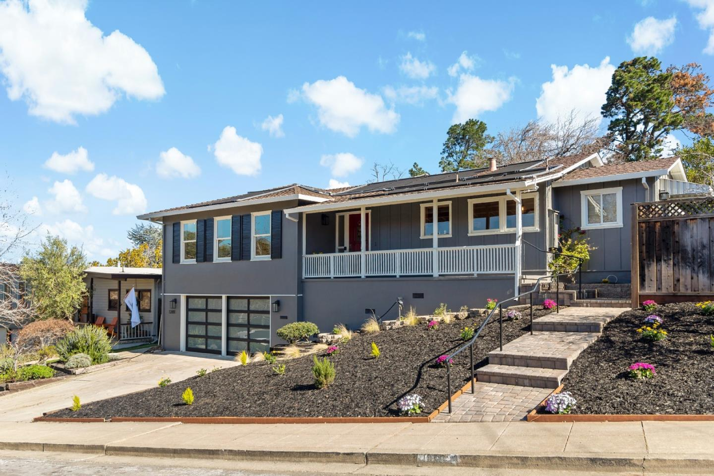 Detail Gallery Image 1 of 1 For 1201 Ladera Way, Belmont,  CA 94002 - 3 Beds   3 Baths
