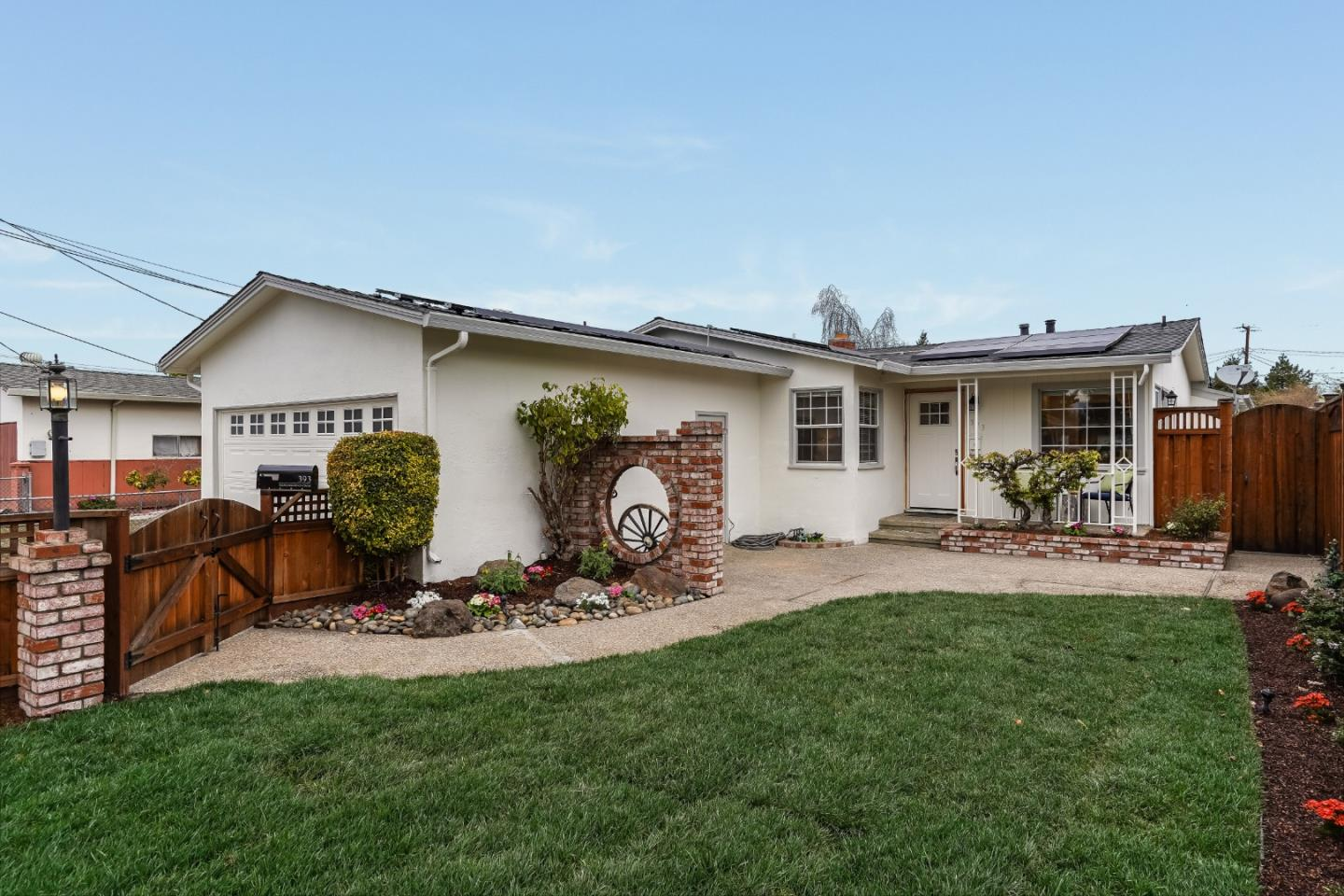 Detail Gallery Image 1 of 1 For 393 S Fernwood Cir, Sunnyvale,  CA 94085 - 3 Beds | 2 Baths