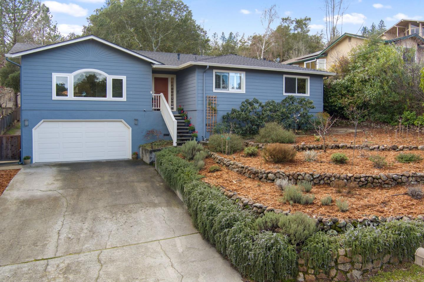 Detail Gallery Image 1 of 1 For 145 Twin Pines Dr, Scotts Valley,  CA 95066 - 3 Beds | 2 Baths