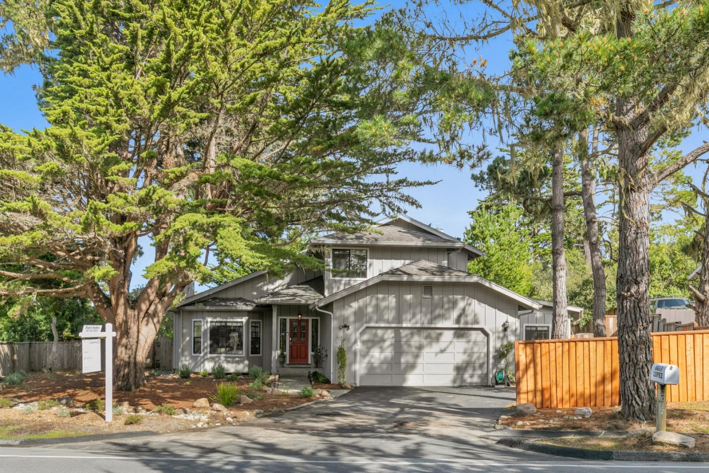 Detail Gallery Image 1 of 1 For 3017 Lopez Rd, Pebble Beach,  CA 93953 - 4 Beds | 3/1 Baths