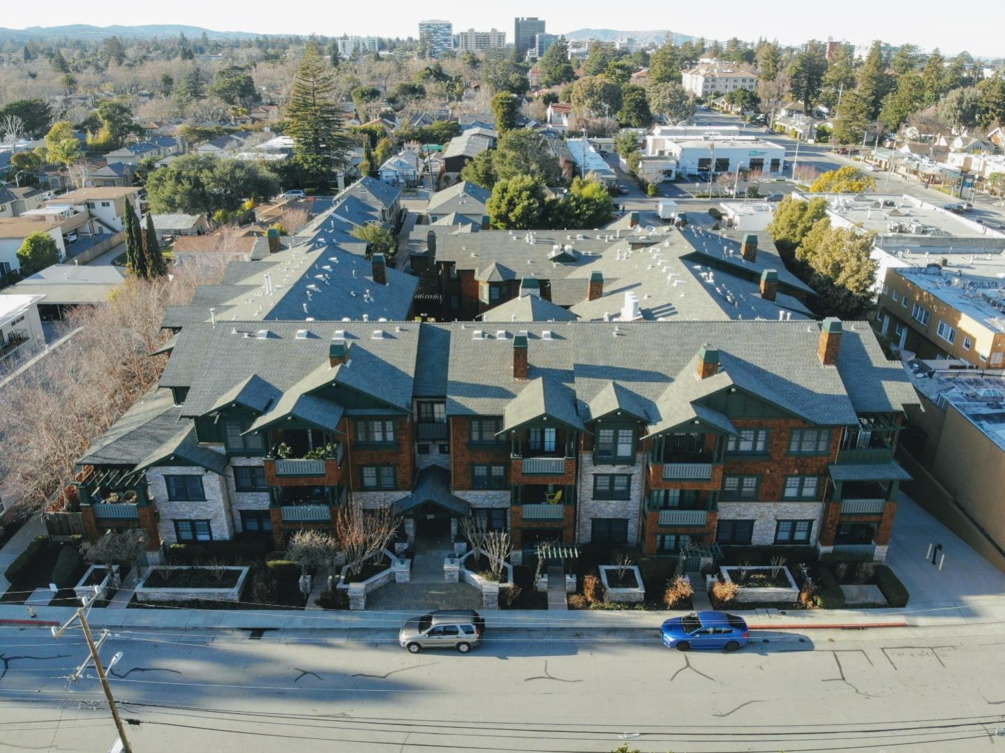 Detail Gallery Image 1 of 58 For 20 Madison Ave #111,  San Mateo,  CA 94402 - 2 Beds | 2 Baths