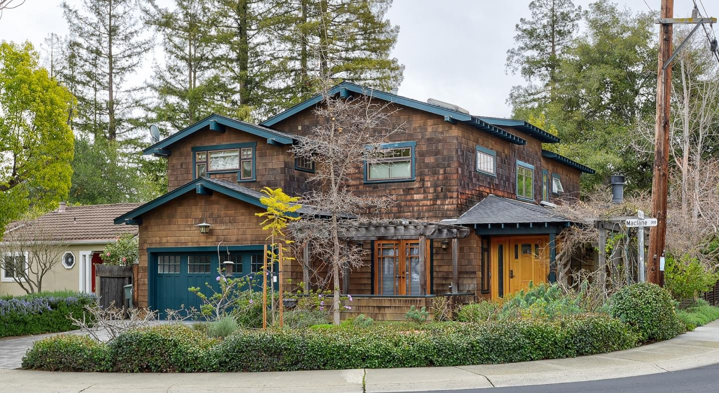 Detail Gallery Image 1 of 31 For 393 Maclane St, Palo Alto,  CA 94306 - 3 Beds   2/1 Baths